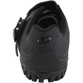 Giro Terraduro Zapatillas Hombre, negro